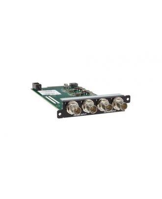 CORIOview Module d'entrée 4x HD/SDSDI via BNC CV-HDSDI-4IN-FF tvONE