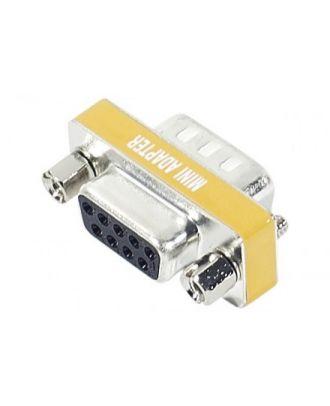 Mini Adaptateur Null Modem DB9 M/F