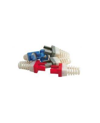 Manchon Platinum Tools rouge pour EZ-RJ45