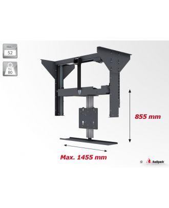 Support plafond vertical motorisé pour écran plat FCL-C1 Audipack
