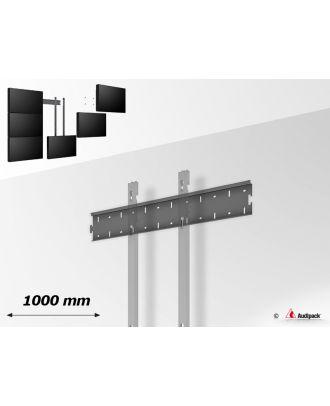 Panneau de fixation mural VWM-BPH-1000 Audipack