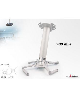 Support de plafond pour projecteur QFIX-0300G Audipack