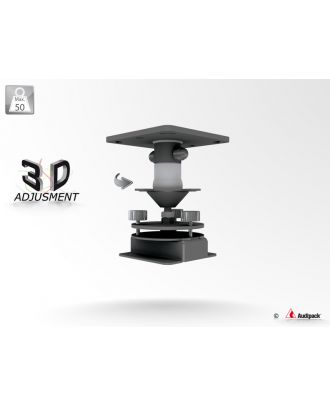 Support de plafond PLUS 3D pour projecteur 392365 Audipack