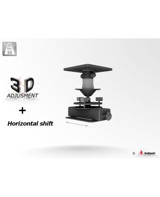 Support de plafond PLUS+ 3D pour projecteur 392665 Audipack