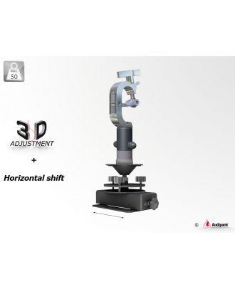 Support vidéoprojecteur PLUS+ 3D sur poutre 392667 Audipack