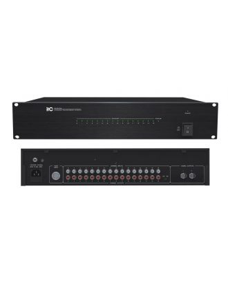 Système de contrôle de conférence Audio 8 canaux itC TS-0670H-8