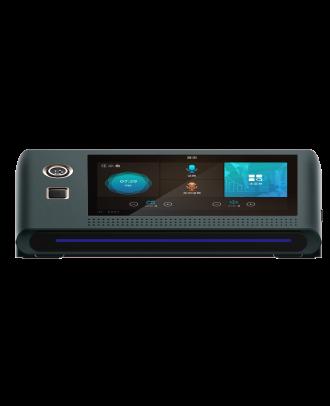 Microphone de conférence avec écran 7p et support de table itC TS-0210