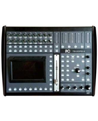 Mélangeur numérique à 20 canaux itC TS-20PD-4