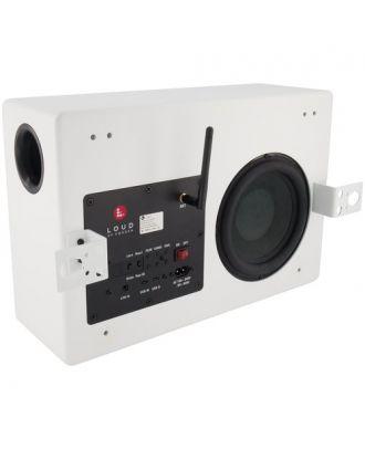 Caisson de basses sans fil 50 canaux Blanc Loud Of Sweden TW1