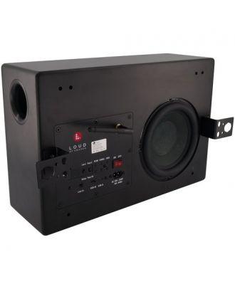 Caisson de basses sans fil 50 canaux Noir Loud Of Sweden TW1