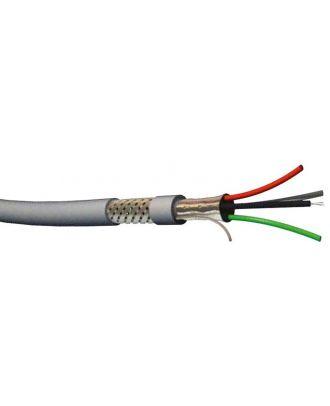 Cable dmx 512 0,34 mm² DMX512