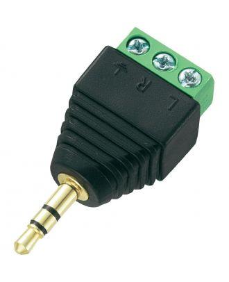 Kit accessoires pour mono écouteur Adaptateur jack/support WS-SON0622 ID-AL