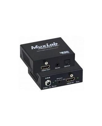 HDMI vers HDMI avec extraction audio 500436 Muxlab