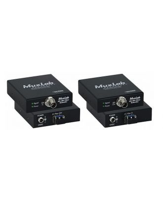 Kit d'extension fibre optique LC-monomode 6G-SDI 500712 Muxlab