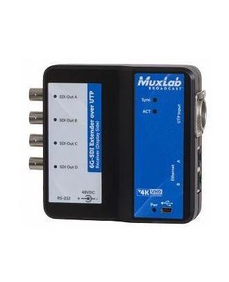 Kit d'extension sur UTP 6G-SDI avec Ethernet 500733 Muxlab
