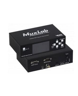 Généateur de signal HDMI 2.0/3G-SDI 500830 Muxlab
