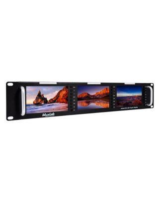 Triple écran HDMI / 3G-SDI 500840 Muxlab
