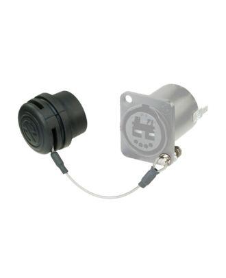 Capot caoutchouc pour embase Opticalcon SCD-NC Neutrik