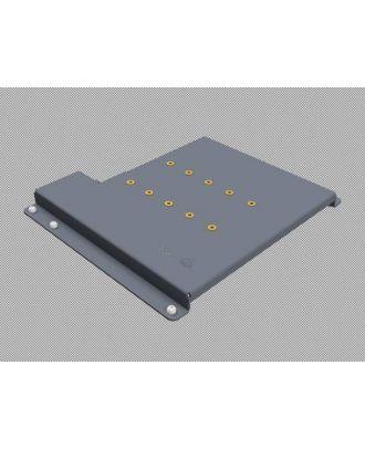 Platine universel pour support projecteur AUD-QFIX-6 Audipack