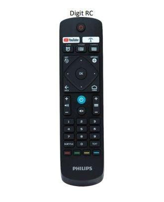 Télécommande pour Android série 5014-6014 22AV1904A/12 Philips Hospitality