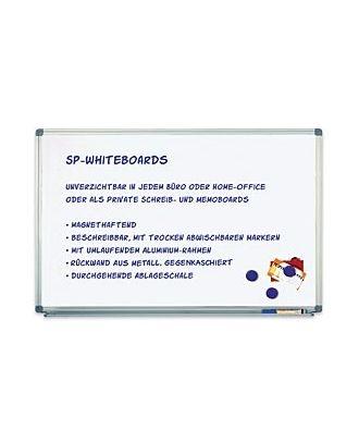 Tableau blanc 120 x 90 cm S-Line KIN-4640000101 Kindermann