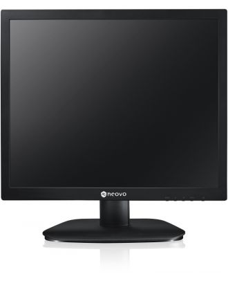 Moniteur 17'' LED 1280*1024, 250 cd/m2, 60.000:1, 3ms, 160:160