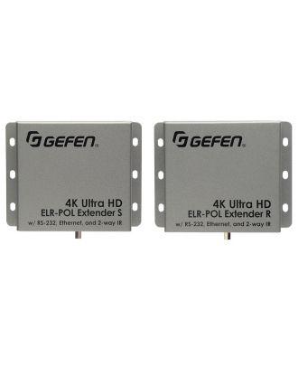 Extendeur HDMI, RS232 et IR EXT-UHD-CAT5-ELRPOL Gefen