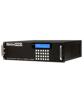 Matrice GEF-HDFST-MOD-16416-HD Gefen Pro modulaire HDMI 16x16
