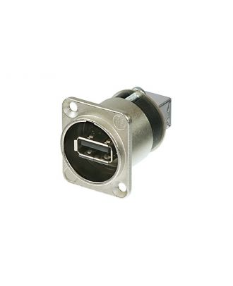 Traversée de panneau USB A-B
