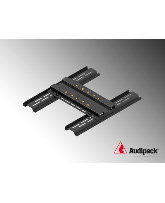 Platine universel pour support projecteur Audipack QFIX-7