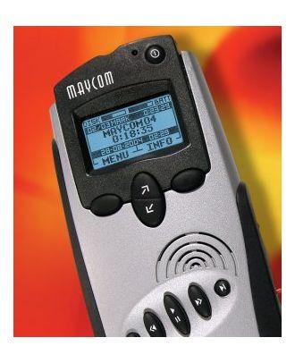 Enregistreur numérique Maycom MAY-HH