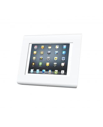 TabletBay métallique Kindermann 4002000300 blanc