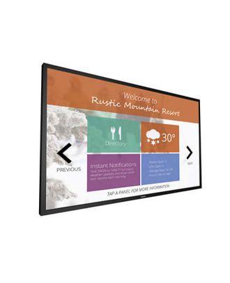 Ecran tactile 43 pouces multi touch 43BDL4051T/00 Philips
