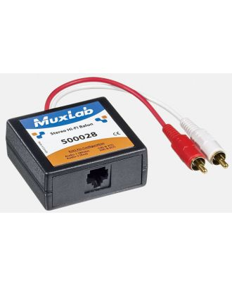 500028 Balun Muxlab Stéréo Hi-Fi