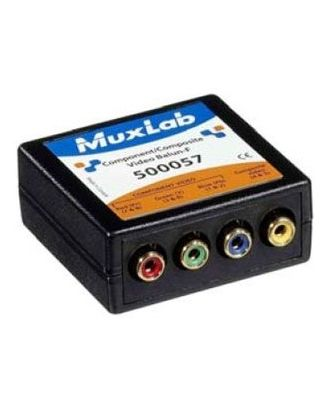 500057 Balun Muxlab VideoEase Vidéo Composant/Composite Femelle