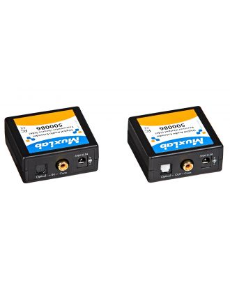 Kit extendeur/convertisseur Audio 500086 Muxlab