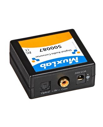 Convertisseur Audio Numérique 500087 Muxlab