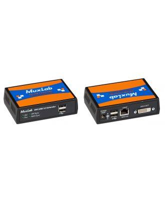 Kit Extendeur DVI/USB 500391 Muxlab