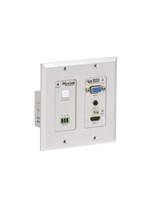 Transmetteur hdmi/vga wall-plate 500455-TX Muxlab