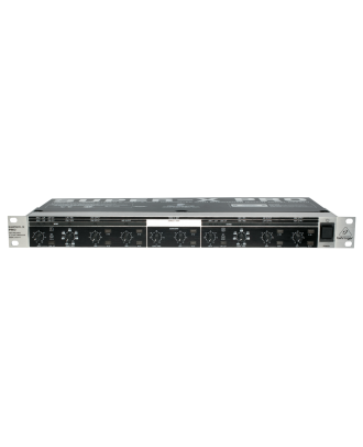 Filtre actif professionnel 2 voies stereo Majorcom CX 2310