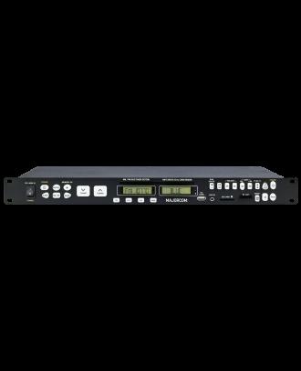 Lecteur cd mp3/USB/sd Majorcom CD 5000-B