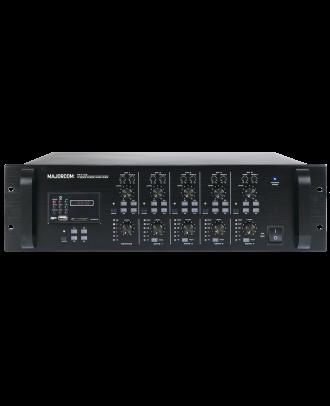 Matrice 4 zones amplifiee 4x120w Majorcom PX-4120