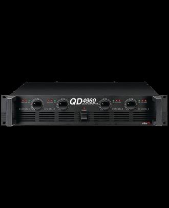 4 channel professional amp Majorcom QD-4960