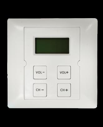 Platine de contrôle de canal et de volume Majorcom VCC-64