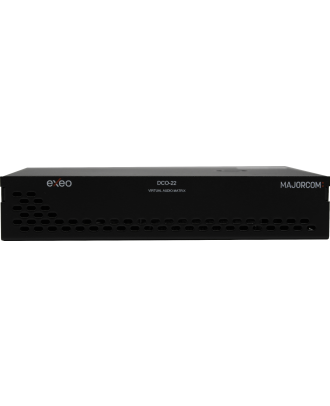 Interface audio sur ip Majorcom DCO-22