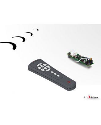 Télécommande IR de contrôle 260214 Audipack