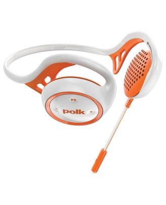 Casque Ultrafit 2000 Polk blanc -orange