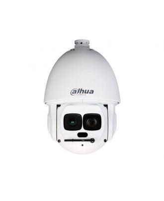 Caméra 4MP IP AI PTZ 45x Zoom Starlight Wiper Laser 550m IC Plus