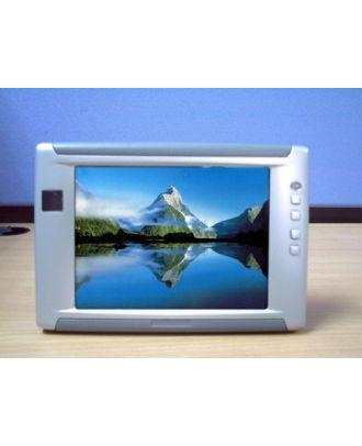 LCD 5 pouces habillé