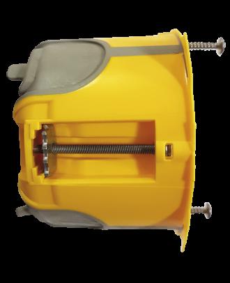 Boite batibox eco 1poste 50mm encastrement Majorcom